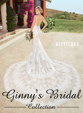 Kitty Chen Danica H1725 Wedding Dress