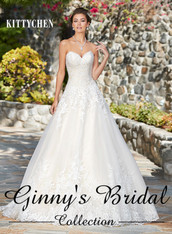 Kitty Chen Eliza H1769 Wedding Dress