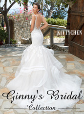 Kitty Chen Jennifer H1720 Wedding Dress