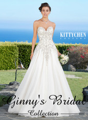 Kitty Chen Couture Irene K1736 Wedding Dress