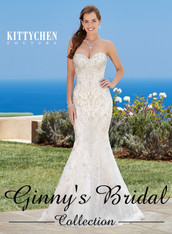 Kitty Chen Couture Tatiana K1734 Wedding Dress
