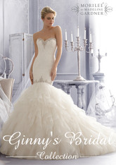 Mori Lee Bridal Wedding Dress Style 2685