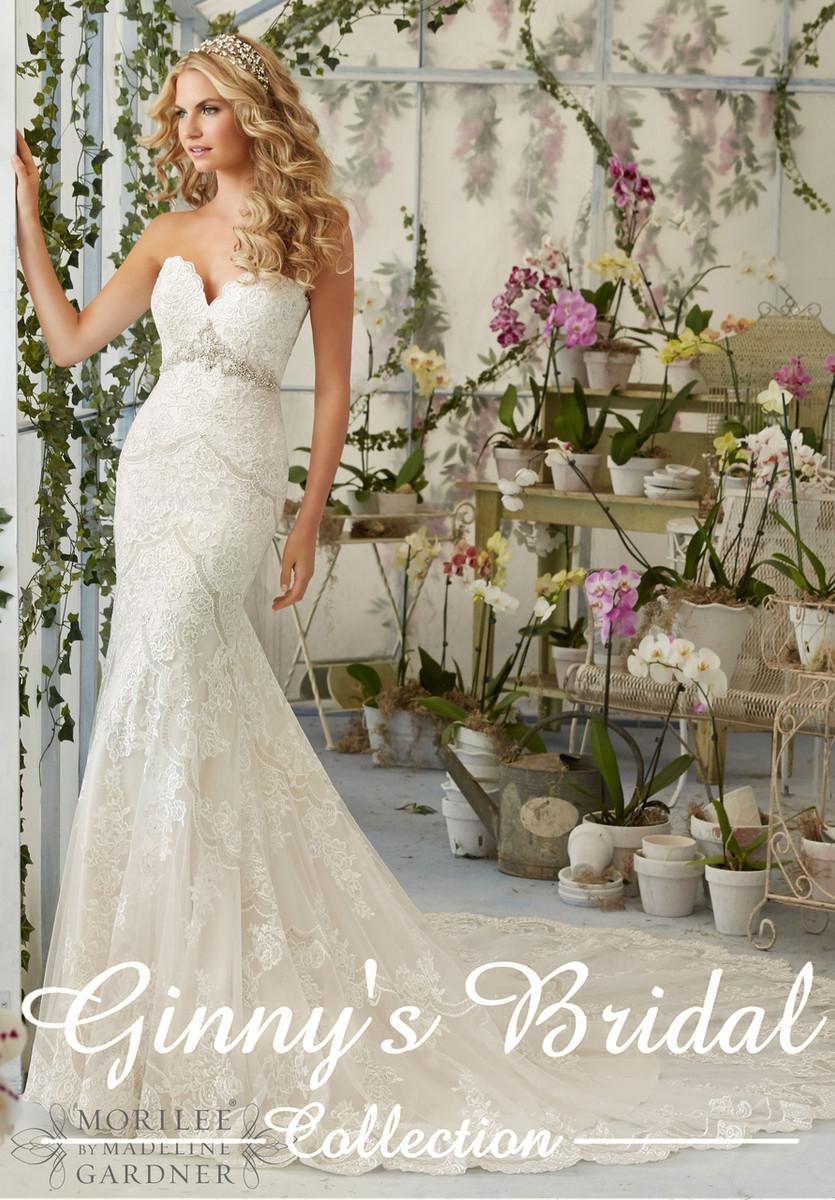 c3f18a6a Mori Lee Bridal Wedding Dress Style 2825, Buy Authentic Mori Lee ...