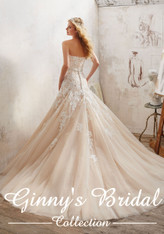 Mori Lee Bridal Wedding Dress Style 8101 Mackenzie