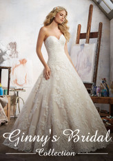 Mori Lee Bridal Wedding Dress Style Magdalena 8108