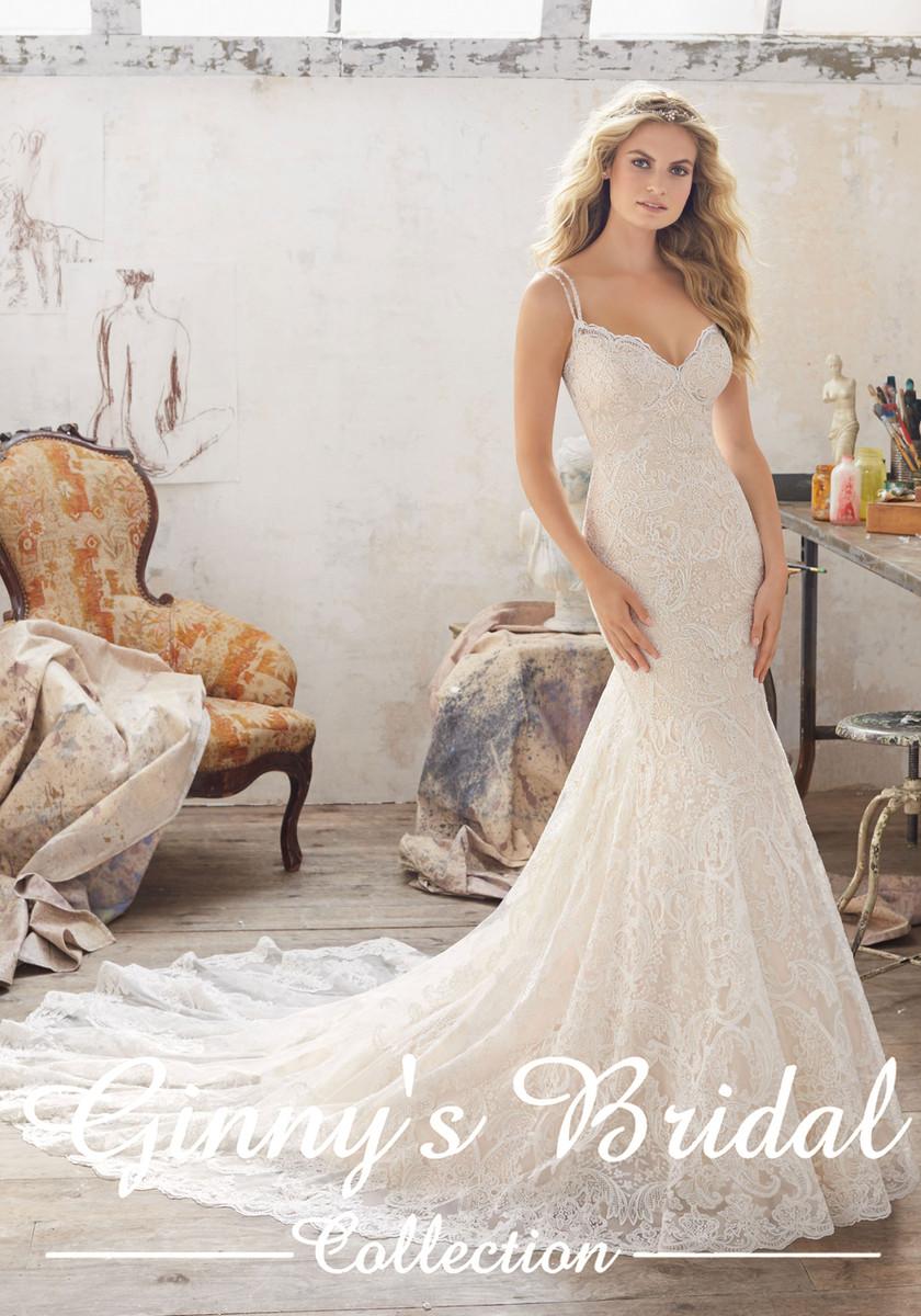 852c268b Mori Lee Bridal Wedding Dress Style Malia 8112 | Buy Authentic Mori ...