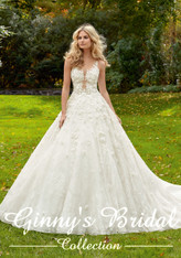 Mori Lee Bridal Wedding Dress Style Maritza 8128