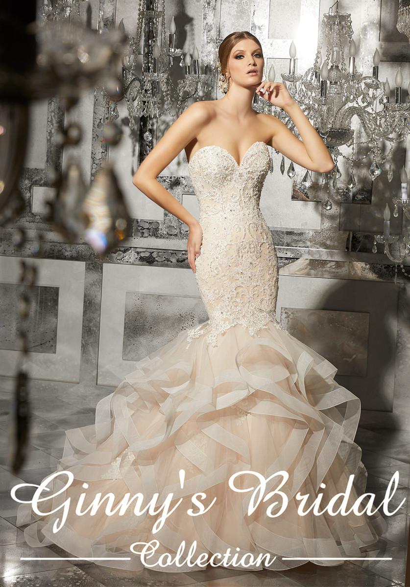 407c7ba584d7 Mori Lee Bridal Wedding Dress Style Marguerite 8172 | Buy Authentic ...