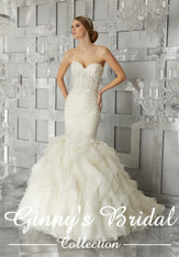Mori Lee Bridal Wedding Dress Style Muse 8177