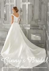Mori Lee Bridal Wedding Dress Style Marquesa 8179