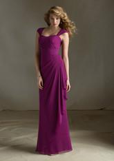 Mori Lee Bridesmaids Dress Style 683