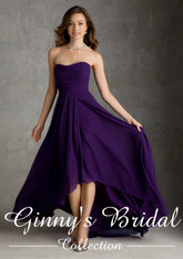 Mori Lee Bridesmaids Dress Style 694