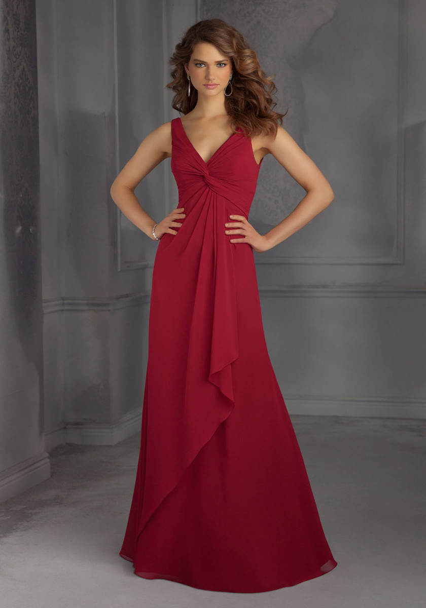 See 2 More Pictures: Mori Lee Bridesmaid Dress Style At Websimilar.org