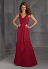 Mori Lee Bridesmaids Dress Style 704