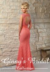 Mori Lee Bridesmaids Dress Style 724