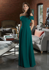 Mori Lee Bridesmaids Dress Style 21596