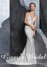 Mori Lee Bridal Wedding Dress Style Kendra 8201