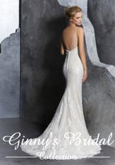 Morilee Bridal Wedding Dress Style 8201/Kendra Ivory/Light Gold Size 6
