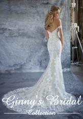 Mori Lee Bridal Wedding Dress Style Kassia 8203