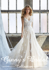 Mori Lee Bridal Wedding Dress Style Kennedy 8206