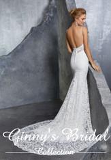 Mori Lee Bridal Wedding Dress Style Kiley 8209