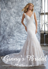 Mori Lee Bridal Wedding Dress Style Kristina 8212