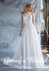 Mori Lee Bridal Wedding Dress Style Katie 8213