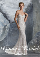 Mori Lee Bridal Wedding Dress Style Kourtney 8214
