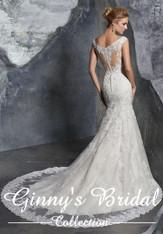 Mori Lee Bridal Wedding Dress Style Keely 8219