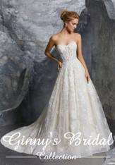 Mori Lee Bridal Wedding Dress Style Katerina 8220