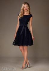 Mori Lee Bridesmaids Dress Style 31074