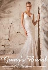 Mori Lee Bridal Gown 2708