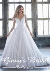 Mori Lee Bridal Wedding Dress Style Katherine 8225