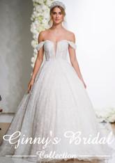 Mori Lee Bridal Wedding Dress Style Loucette 8296