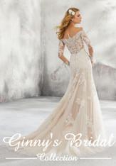 Mori Lee Bridal Wedding Dress Style Leighton  8293