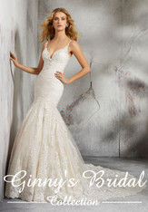 Morilee Bridal Wedding Dress Style Lila 8289