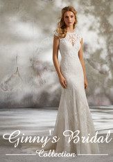 Morilee Bridal Wedding Dress Style Lynette 8288