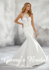 Morilee Bridal Wedding Dress Style Lidia 8287