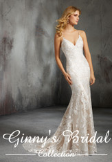 Morilee Bridal Wedding Dress Style Laura 8285