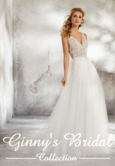 Morilee Bridal Wedding Dress Style Lucinda 8284