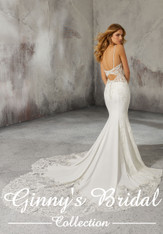 Morilee Bridal Wedding Dress Style Lizzie 8283