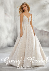 Morilee Bridal Wedding Dress Style Lindsey 8279