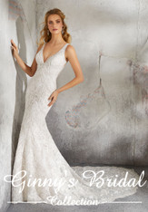 Morilee Bridal Wedding Dress Style Leilah 8271