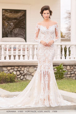 Ivoire by Kitty Chen Wedding Dress Style Adrianna V1803