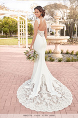 Ivoire by Kitty Chen Wedding Dress Style Brigitte V1819