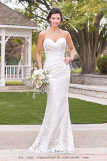 Ivoire by Kitty Chen Wedding Dress Style Eva V1816