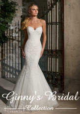 Mori Lee Bridal Gown 2713