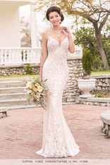 Ivoire by Kitty Chen Wedding Dress Style Sophia V1802