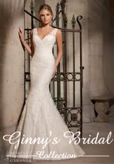 Mori Lee Bridal Gown 2714