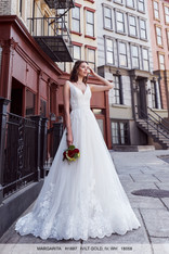 Kitty Chen Margarita H1887 Wedding Dress